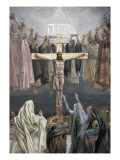 It Is Finished, Illustration for &#39;The Life of Christ&#39;, C.1886-94 Giclee Print by James Jacques Joseph Tissot