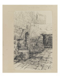 An Old Cistern, Illustration from &#39;The Life of Our Lord Jesus Christ&#39; Giclee Print by James Jacques Joseph Tissot