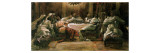 The Last Supper. Judas Dipping His Hand in the Dish Giclee Print by James Tissot