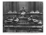 Fountain of the Four Seasons, Rue De Grenelle, 1739-46 Giclee Print by Edme Bouchardon
