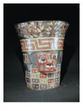 Vessel Depicting Corn Yams and Animals, from Tiahuanaco, C.650 Ad Giclee Print by  Pre-Columbian