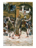 The Scourging, Illustration for &#39;The Life of Christ&#39;, C.1884-96 Giclee Print by James Jacques Joseph Tissot