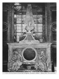 Tomb of Charles Le Brun and His Wife, Suzanne Butay, 1692 Giclee Print by Antoine Coysevox
