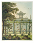 The Pheasantry, Engraved by Joseph Constantine Stadler Giclee Print by Humphry Repton