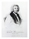 Thomas Percy, Bishop of Dromore, Engraved by John Hawksworth, 1848 Premium Giclee Print by Lemuel Francis Abbott