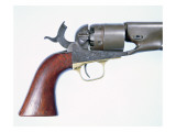 Colt's New Army Model of 1860 .44 Calibre Six-Shot Percussion Cap Revolver Premium Giclee Print by  American School