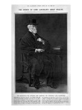 Hubert George De Burgh-Canning, 2nd Marquess of Clanricarde, 1919 Giclee Print by Leslie Mathew Ward