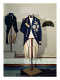 Royal Naval Uniform Worn by Nelson at the Battle of Trafalgar in 1805 Giclee Print
