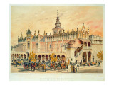 The Sukiennice, Krakow, from &#39;Klejnoty Miasta Krakowa&#39;, Published 1899 Giclee Print by Juliusza &amp; Tondosa, Stanislawa Kossaka