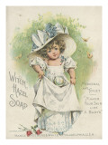 Advertisement for Witch Hazel Soap, Medicinal and Toilet, 1894 Giclee Print by American School