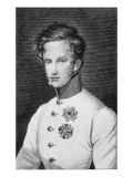 Napoleon Ii, Francois Charles Joseph Bonaparte Giclee Print by  Austrian School