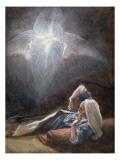Vision of St. Joseph, Illustration for 'The Life of Christ', C.1886-94 Giclee Print by James Tissot