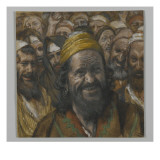 Barrabbas, Illustration from &#39;The Life of Our Lord Jesus Christ&#39;, 1886-94 Giclee Print by James Jacques Joseph Tissot