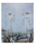 The Ascension, Illustration for &#39;The Life of Christ&#39;, C.1884-96 Giclee Print by James Jacques Joseph Tissot