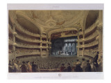 Academie Imperiale De Musique, Paris, C.1855 Giclee Print by Louis Jules Arnout