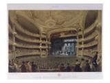 Academie Imperiale De Musique, Paris, C.1855 Giclee Print by Louis Jules Arnout