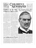 Neville Chamberlain, the Greatest Peace Man Since the World Began, Front Page Giclee Print by English School