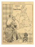 Cartoon of Queen Victoria, from 'Le Rire', 22nd April 1899 Giclee Print by  Avelot