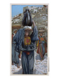 Martha, Illustration for &#39;The Life of Christ&#39;, C.1886-94 Giclee Print by James Jacques Joseph Tissot