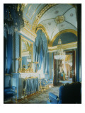 The Tsar's Bedroom in the Private Apartments of the Great Kremlin Palace Giclee Print