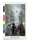 The Transfiguration, Illustration for 'The Life of Christ', C.1886-94 Giclee Print by James Jacques Joseph Tissot