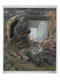 Mary Magdalene and the Holy Women at the Tomb Giclee Print by James Jacques Joseph Tissot