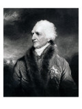Augustus Henry Fitzroy, 3rd Duke of Grafton, Engraved by C. Turner Giclee Print by John Hoppner