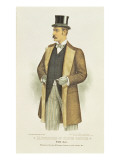 Illustration of British Costume, Pub. by the John Williamson Company Ltd, 1897 Giclee Print by  English School