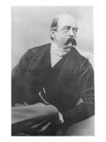Bismarck in 1866 as Minister-President of Prussia, 1866 Giclee Print by  German School