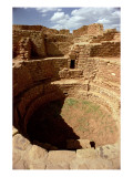 Entrance to a Kiva, Built C.11th-14th Centuries Giclee Print