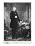 Ulysses S. Grant, 18th President of the United States of America, Pub. 1901 Giclee Print by  American School