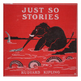 Front Cover from 'Just So Stories for Little Children' by Rudyard Kipling, 1951 Lámina giclée por Kipling, Rudyard