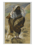 Saint Thaddeus, Illustration from 'The Life of Our Lord Jesus Christ' Giclee Print by James Jacques Joseph Tissot
