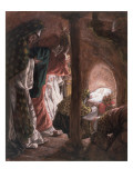 The Adoration of the Wise Men, Illustration for &#39;The Life of Christ&#39;, C.1886-94 Giclee Print by James Jacques Joseph Tissot