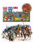 The Story of Scotland: So Hard Won ... So Easily Lost Giclee Print by Escott
