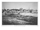 The Ruined City of Richmond, Virginia, at the War&#39;s End Giclee Print by American Photographer 
