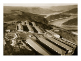 The National Socialist Training College at Vogelsang in the Eifel Giclee Print by  German photographer