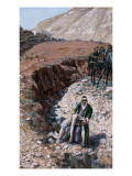 The Good Samaritan, Illustration for 'The Life of Christ', C.1886-94 Giclee Print by James Jacques Joseph Tissot