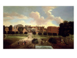 View of Old Horse Guards Parade from St. James&#39; Park Giclee Print by Thomas Van Wyck