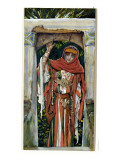 Mary Magdalene before Her Conversion, Illustration for 'The Life of Christ', C.1886-96 Giclee Print by James Tissot
