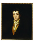 Portrait of Sir Andrew Agnew of Lochnaw, Seventh Baronet Premium Giclee Print by Sir Henry Raeburn