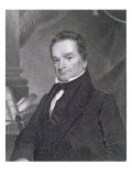 Edward Livingston, Engraved by Edward Wellmore Giclee Print by James Barton Longacre