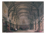 Stage Set for Act Iii of the Play 'Henry Viii' by William Shakespeare, 1882 Giclee Print by Philippe Marie Chaperon