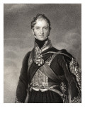 Henry William Paget, 1st Marquess of Anglesey, Engraved by Samuel Freeman Giclée-tryk af Thomas Lawrence