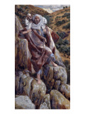 The Good Shepherd, Illustration for &#39;The Life of Christ&#39;, C.1886-94 Giclee Print by James Jacques Joseph Tissot