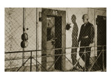 Cells of High-Ranking Nazis at the Nuremberg Military Prison, 1945-6 Giclee Print
