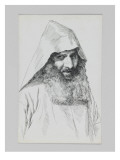 An Armenian, Illustration from &#39;The Life of Our Lord Jesus Christ&#39; Giclee Print by James Jacques Joseph Tissot