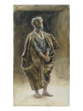 Saint Peter, Illustration from 'The Life of Our Lord Jesus Christ', 1886-94 Giclee Print by James Jacques Joseph Tissot