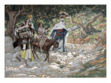 The Return from Egypt, Illustration for 'The Life of Christ', C.1886-94 Giclee Print by James Tissot