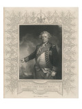 Adam Duncan, 1st Viscount Duncan of Camperdown Giclee Print by John Hoppner